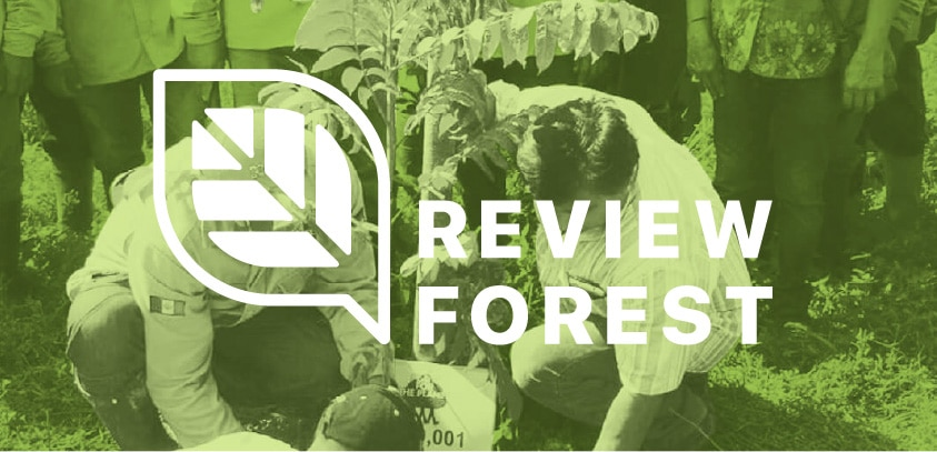 Review Forest for every Google Review